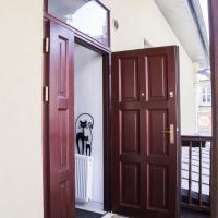 Drzwi Doorsy 70mm LOOS machoń. Lokalizacja ul. Limanowskiego