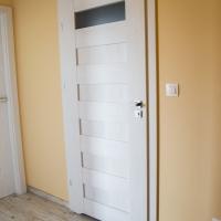 Drzwi Verte C sosna norweska podcięcie wentylacyjne