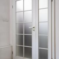 Drzwi wewnętrzne Porta Wiedeń, duży szpros, kolor lakier standard biały. Lokalizacja ul Limanowskiego
